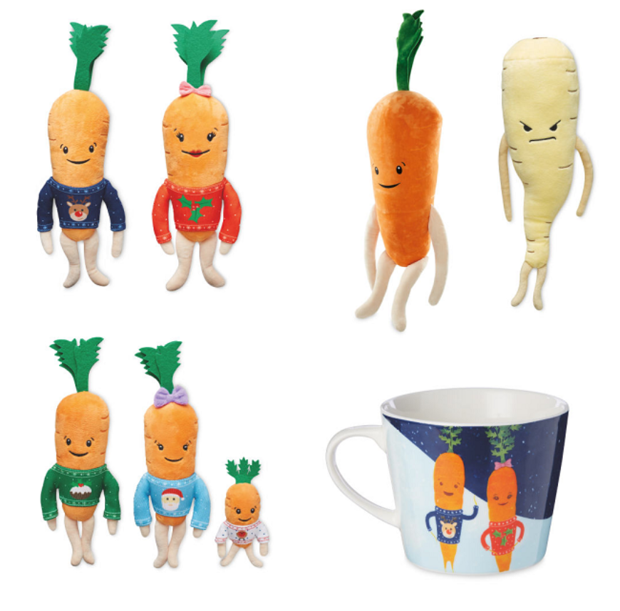 aldi launch kevin the carrot toy range today and they sell. Black Bedroom Furniture Sets. Home Design Ideas