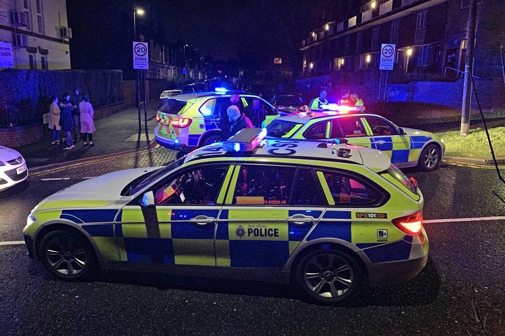Man 38 Arrested After Police Pursuit Through Rotherham Rotherham
